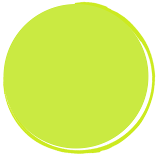 Green circle tha say social media
