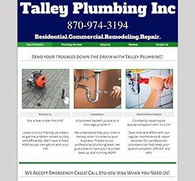 plumbing websites hola klonec co